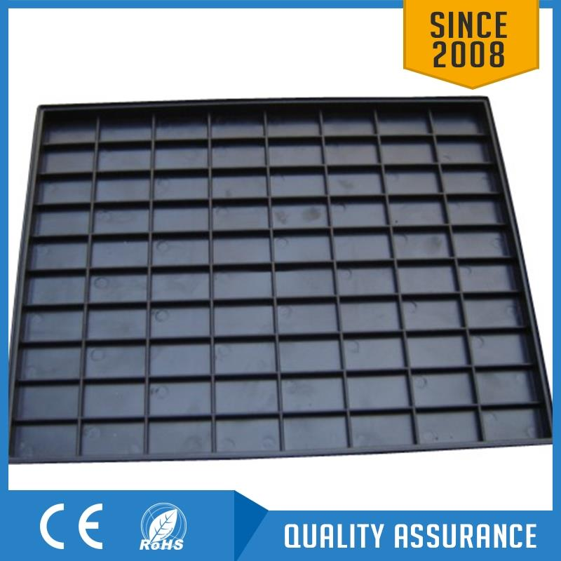 Black conductive esd tray for pcb