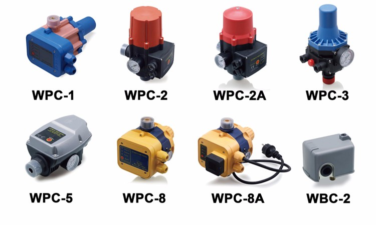 China Manufacture Pump Pressure Control WPC8