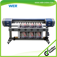 High quality 1.6m eco solvent printing machine plotterfor car sticker