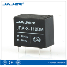 Jajer electromagnetic relay 12V 5pin 5A air conditioner PCB relay