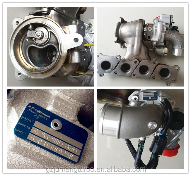 K03 Turbocharger 53039700198 53039880198 turbo