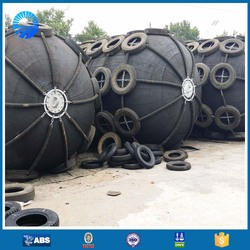 Yokoahama Type Floating Pneumatic Rubber Fenders Hot Sale
