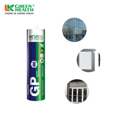 Odorless acid gp silicone sealant ceramic adhesive