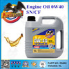 0W40 4L Fully Synthetic Engine Oil