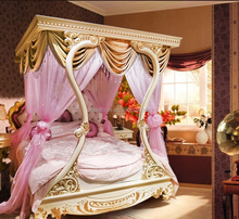 Luxury solid wedding make love bed sets furniture from China oefashion