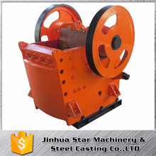 Building Low power consumption jaw crusher for limestone crushing plants