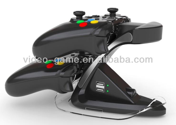 un nouveau contrôleur pour xbox jeux quai de charge double