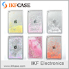 Newest Fashion Dynamic Liquid Glitter Quicksand Case For iPad Mini ,Colorful PC Case For Tablet