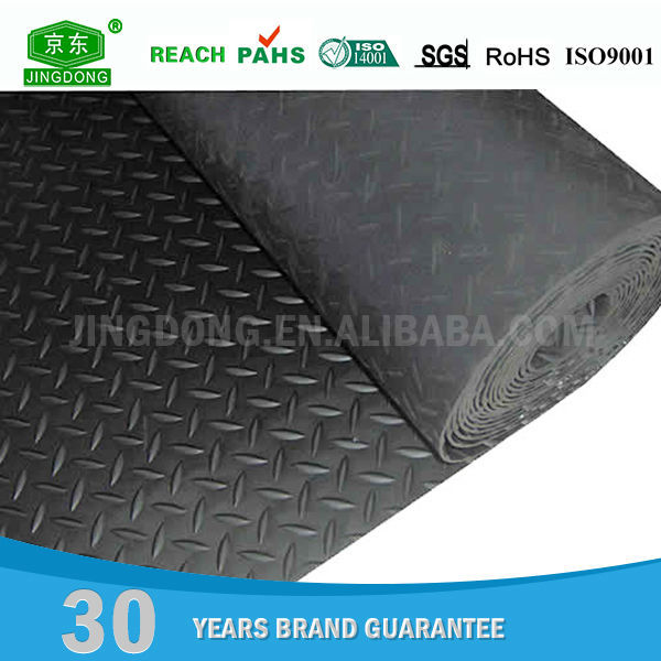 Professional manufacture cheap boat rubber floor