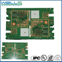 Electronic equipment OEM circuit board electric fireplace pcba