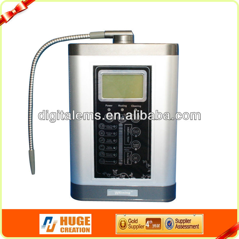 Water Alkaline Ionizer/water filter/water machine JM-919B