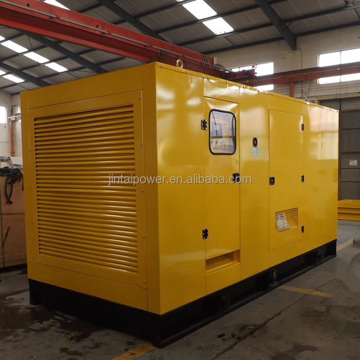 10KVA-2000KVA good ethanol electric generator with CE ISO