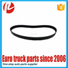 Eurocargo heavy truck spare parts oem 10PK1342 high quality ribbed belt for volvo