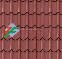 best metal corrugated aluminum roofing sheet for house roof and wall- Jinan zhongfu aluminum CO.,LTD