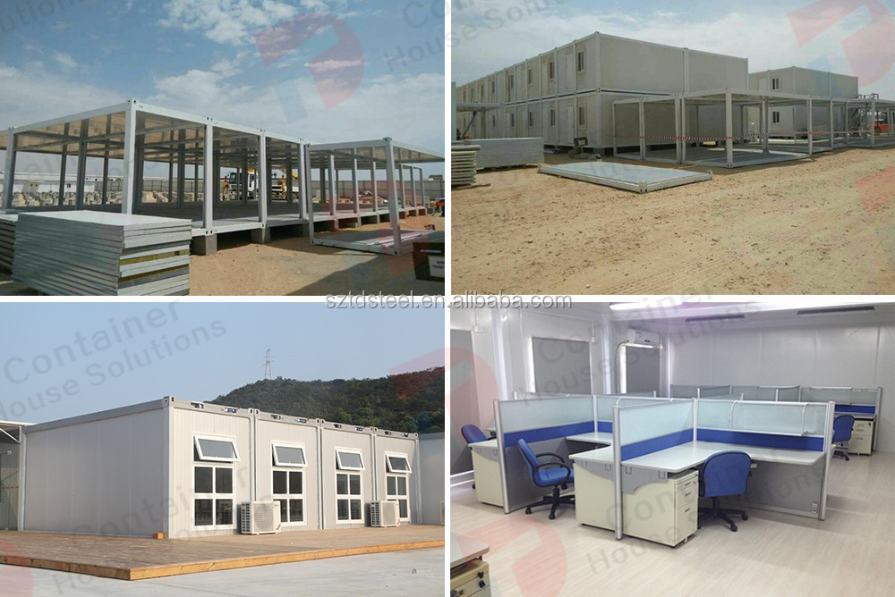 Economic modular prefabricated house china supplier