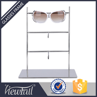 Universal showroom reading glasses display stands