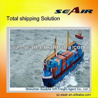 Alibaba low sea freight to South Africa Durban/Johannesburg/Cape Town from China