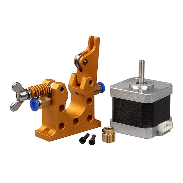 Universal Extruder long distance all-metal extrude with 42 stepper motor
