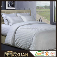 Durable years machine wash hotel bed sheet/duvet cover/pillow case