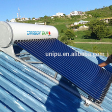 Hot Selling In Mexico Stainless Steel Water Solar Heater