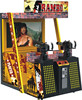 55' LCD Ramboo Entertainment Arcade Game Machine, Ramboo shooting gallery, shooting simulator for game center
