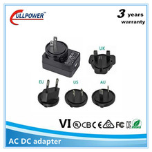 UL FCC CE Fast Delivery 10v 800ma power adapter manufacture from China