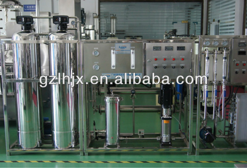 2T/H water treatment system/reverse osmosis systems