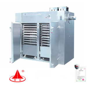 Hot-air circulating industrial tray dryer drying machine for fruit