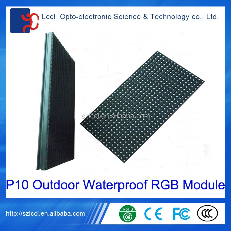 China Factory Direct Sale P10 Outdoor Full Color LED Module