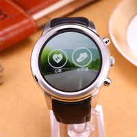 X5 touch screen mobile phone watch android wifi mtk6577 smart watch phone