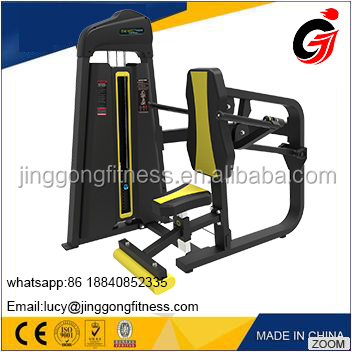 Seated Dip Commercial Fitness Equipment for gym use / Bodybuilding Commercial Machine/JG Gym Exercise