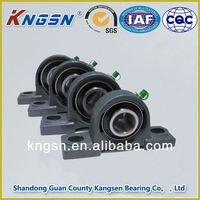 High Performance carbon and chrome steel ucp206 pillow block bearing manufacturer in china