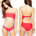 2014 new design hot sale red mermaid swimsuit