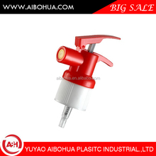 Favorable price new design top sale colorful pp industrial trigger sprayer