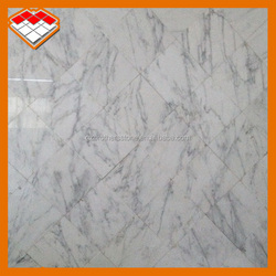 Italy Calacatta marble for cutting floor tiles 600x600 or 300x300 or any other size