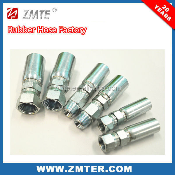 HOT SALE Hydraulic Fittings BSP male inner flaring parker fittings