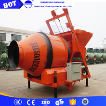JZM500 iso manual mobile concrete mixer for sale in canada