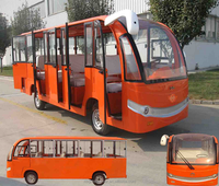 Enclosed 14 Seater Shuttle Bus
