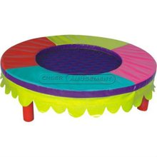 Cheer Amusement Children Trampoline Early childhood soft Play Tiny Baby Bouncer