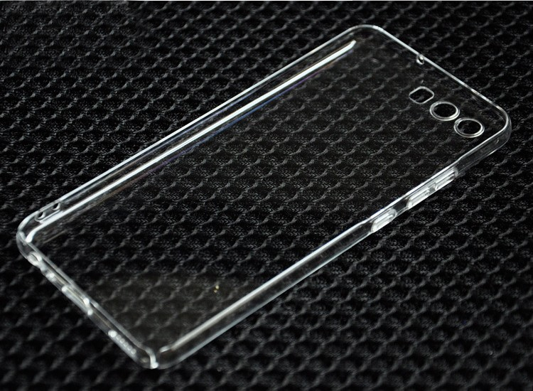 2017 New Transparent Clear Hard PC Case for HUAWEI P10/P10 PLUS