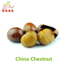 Chinese Raw Shandong Fresh Sweet Chestnut On Sale