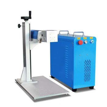 Cheap Price Color Laser Fiber Marking Machine