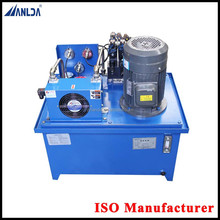 CE certificates hydraulic power pack pump used hydraulic power unit