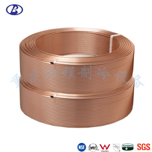 Soft Type Pipe Copper Roll For Air Conditioner Size Price