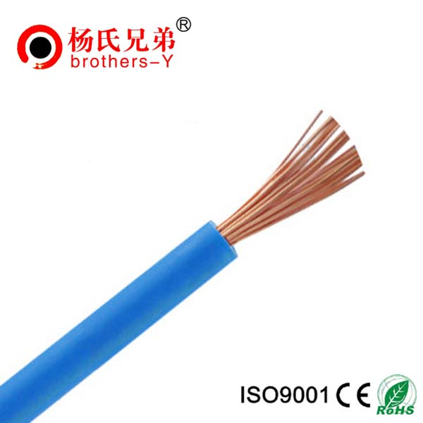 Wholesale BV single hard core house wire used electric heating wire cable