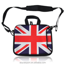 Fashion neoprene laptop bag and case with shoulder strap from jiaxing