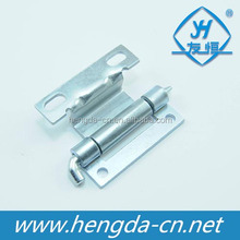 YH7110 Hot selling metal small box zinc hinge for electronic box