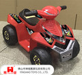 2017 Newest 4 wheels Mini ATV Ride On Toy Quad Electric Beach Car Simple Version for Kids