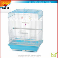 Wholesale Small Beautiful Breeding Metal Bird Cage (low price, made in china)