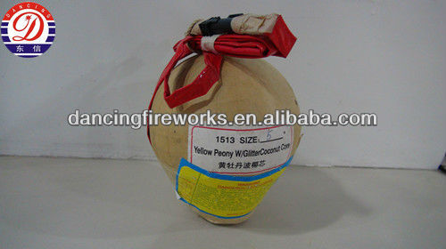 "5"" fireworks professional display shell best sale"